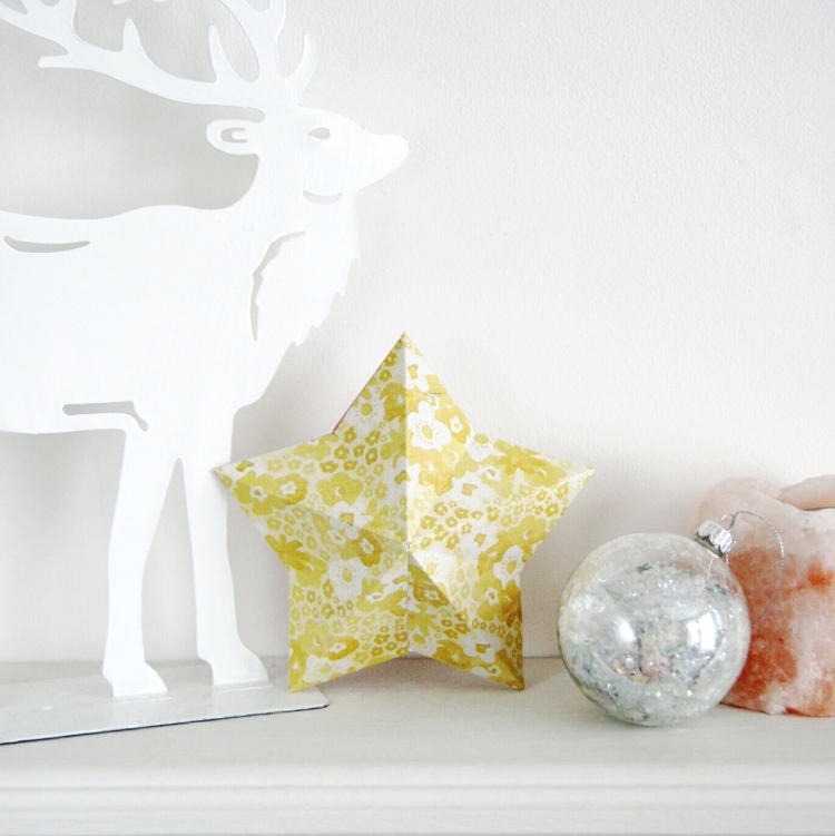 How to  make a Diy 3D Printable Star // with free template