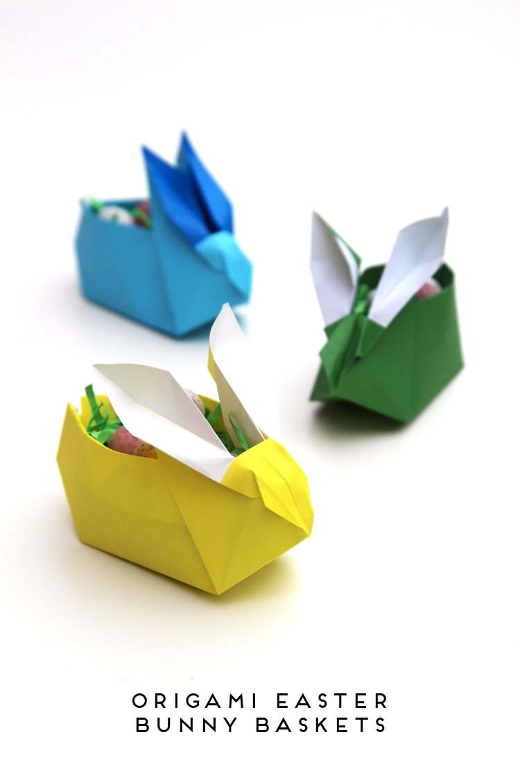 Origami Instructions: Cute Origami Rabbit, Perfect Bunny Box for ... | 1125x750