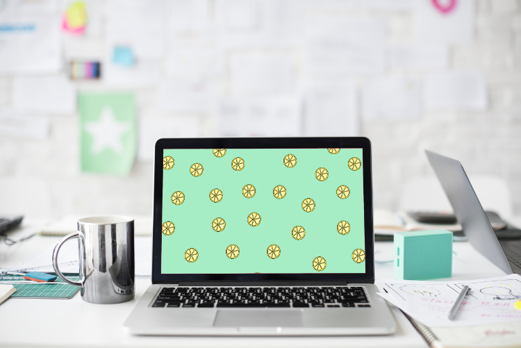 FUN AND FRUITY WALLPAPERS FOR SUMMER.