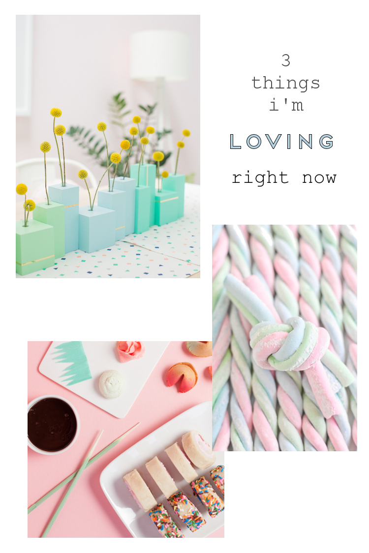 ea05d7580d72 THREE THINGS I M LOVING RIGHT NOW - PALE PASTELS. — Gathering Beauty
