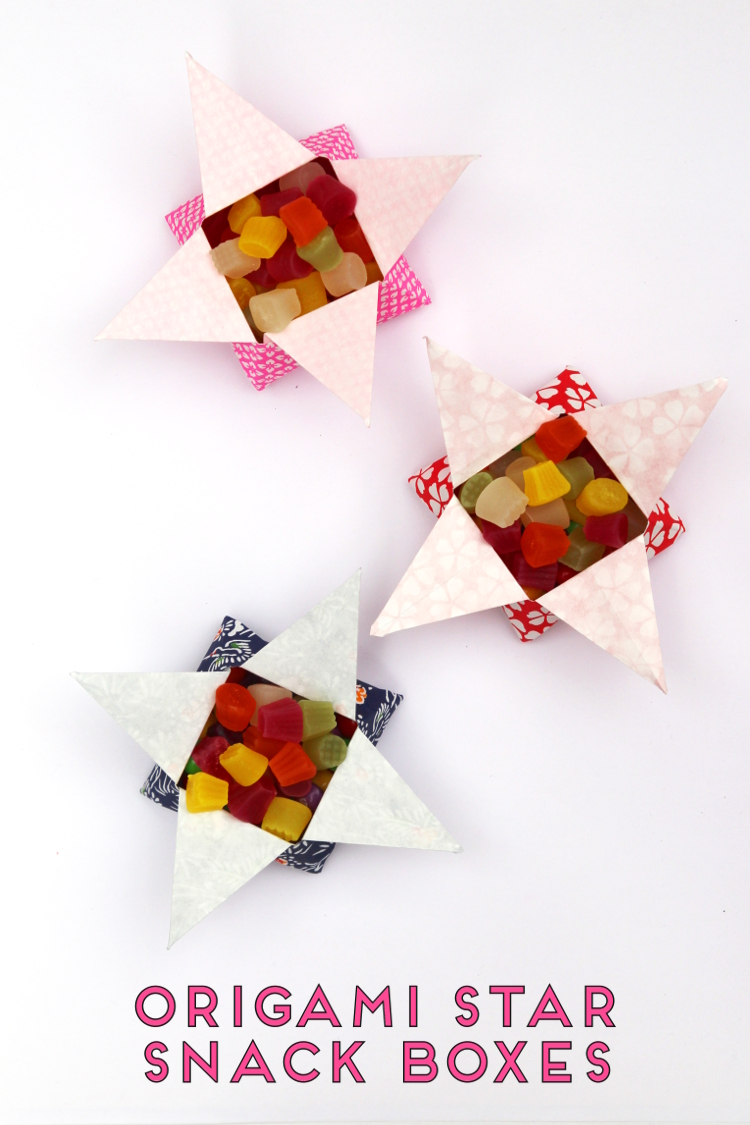 How to Make an Origami Star Box : 6 Steps (with Pictures ... | 1125x750
