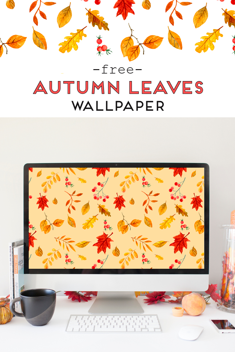 Free Autumn Leaf Wallpaper For Your Desktop Or Phone Gathering Beauty