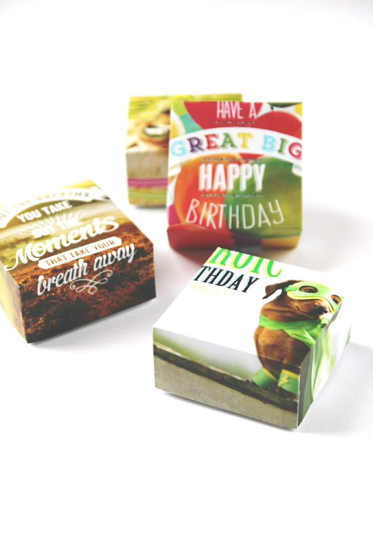 Learn how to make boxes out of old greetings cards.A great way to recycle old Christmas or birthday cards and give them a new lease of life #papercrafts #diygiftbox #giftbox #upcycle #papercrafts #crafts #diy #gatheringbeauty