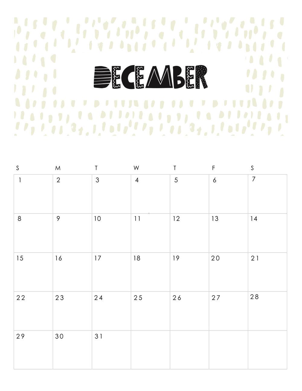 free-printable-abstract-patterned-calendar-2019-DECEMBER.JPG