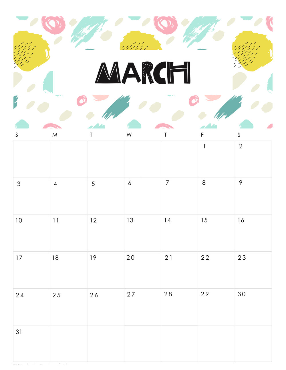 free-printable-abstract-patterned-calendar-2019-march.jpg