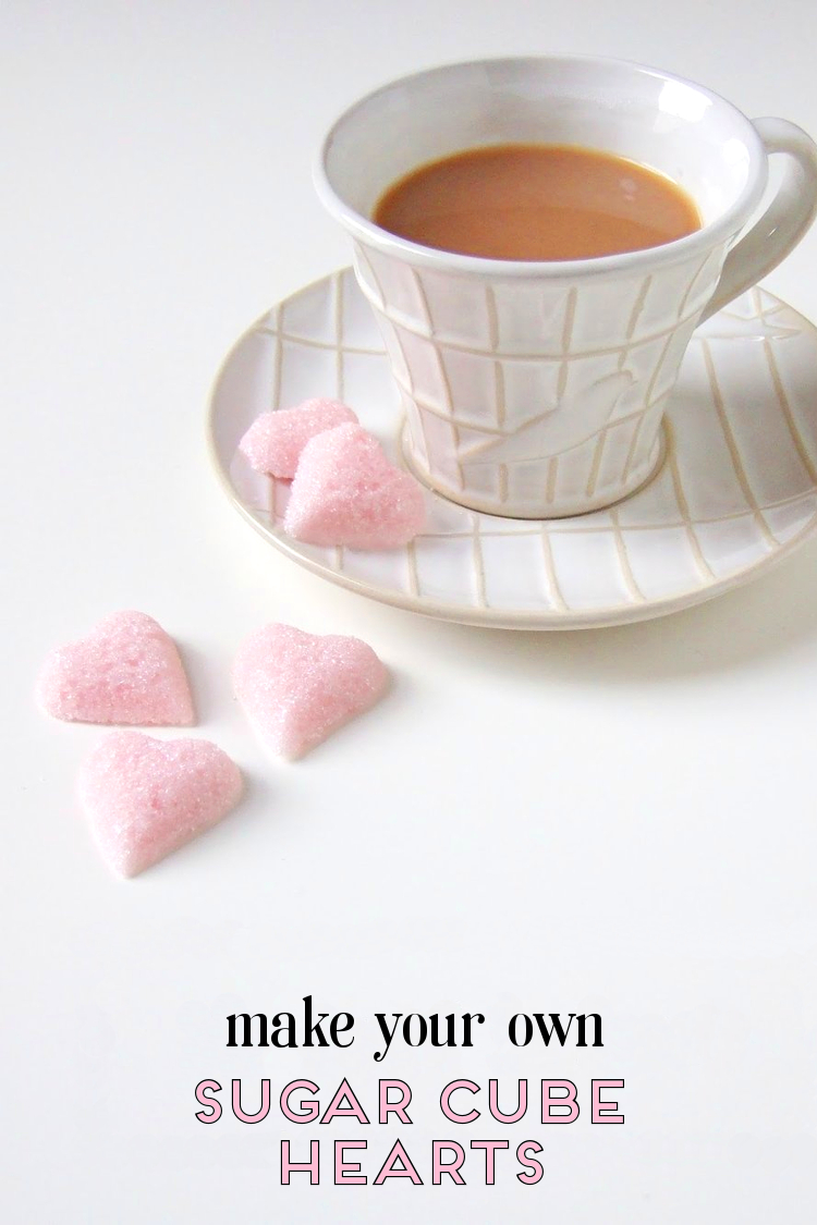 LEARN HOW TO MAKE DIY SUGAR CUBE HEARTS. — Gathering Beauty