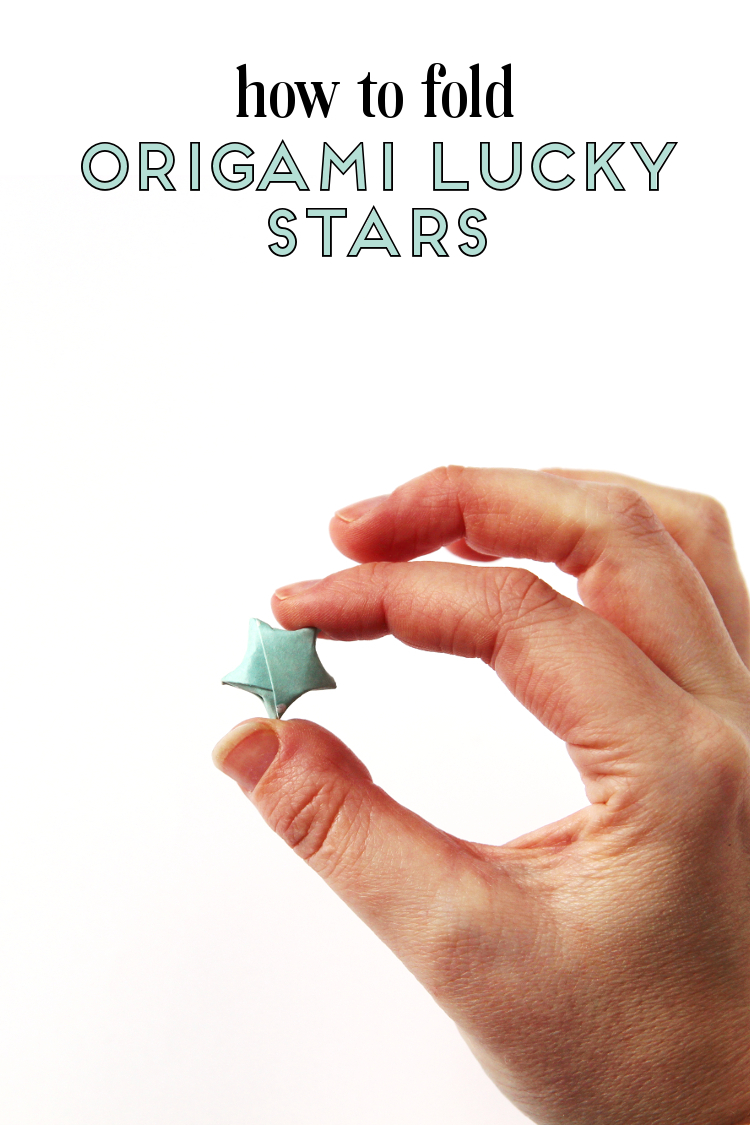 Origami Lucky Star (puffy Star) : 3 Steps (with Pictures ... | 1125x750