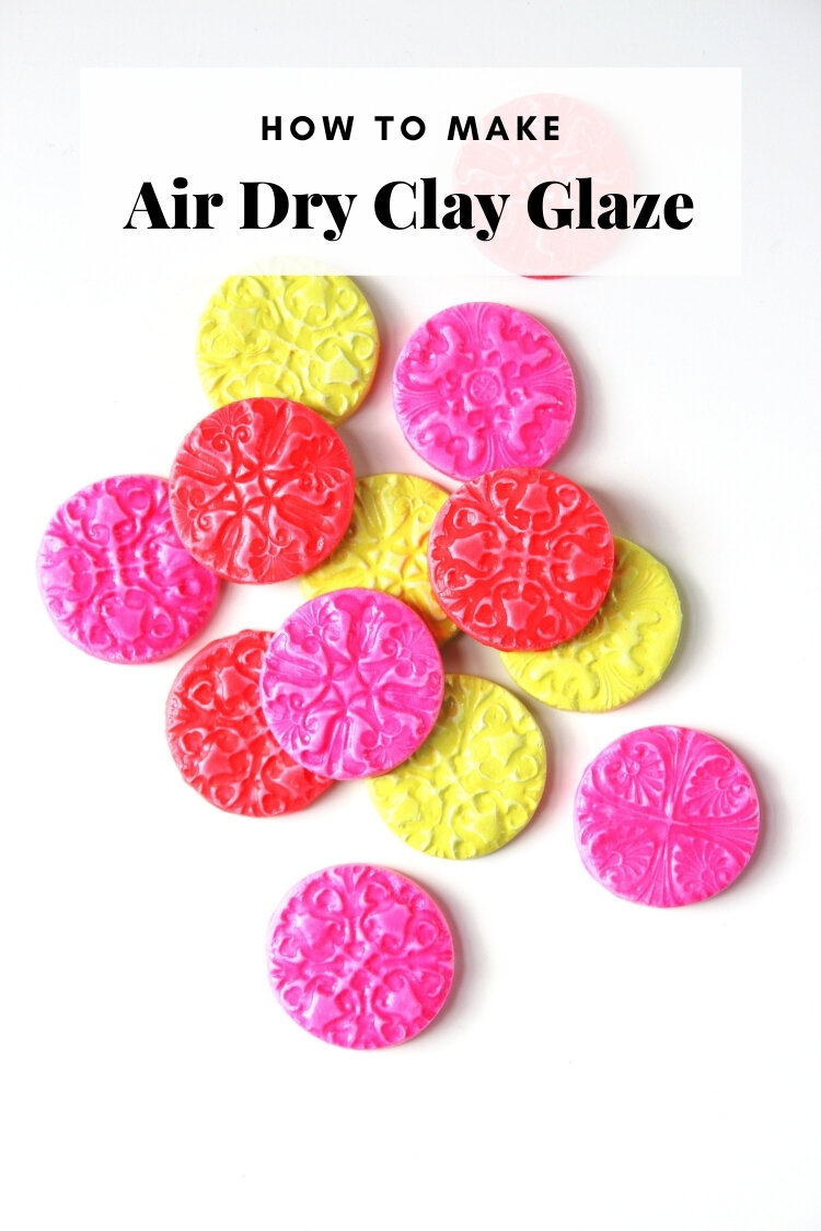 How To Make Your Own Diy Glaze For Clay Crafts Gathering Beauty