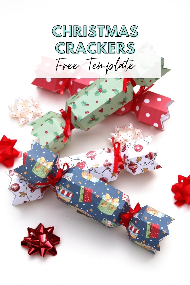 Christmas Crackers Diy.Learn How To Make Diy Christmas Crackers With This Free