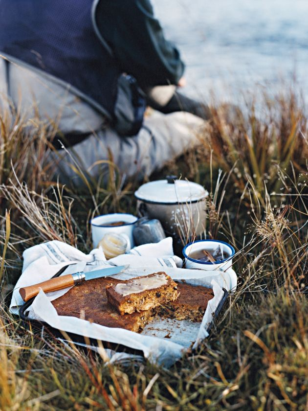 Take things a little further afield.  Grab a tea filled Thermos, some cake and head out on a walk to clear the cobwebs.  Image courtesy of  Donna Hay