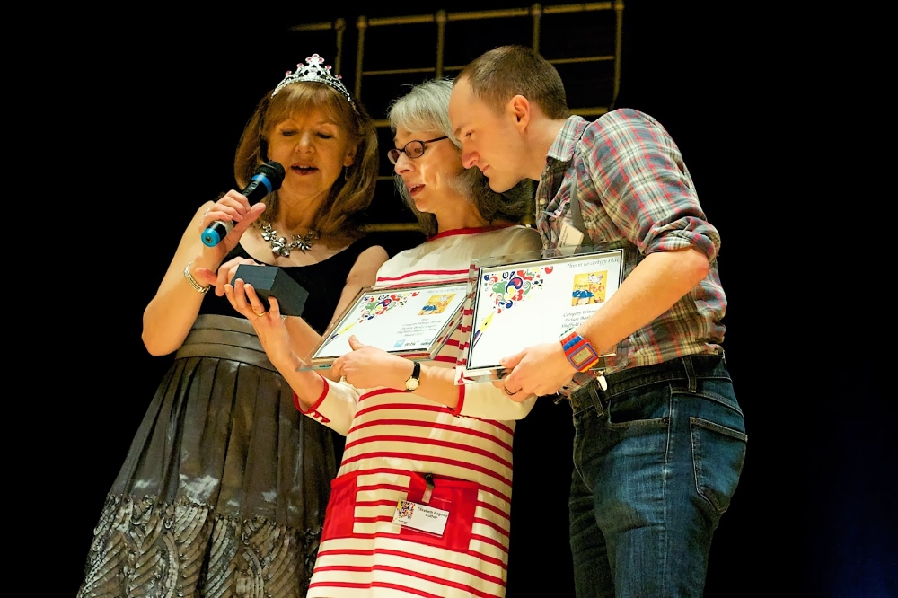 Sheffield Children's Book Award 2013