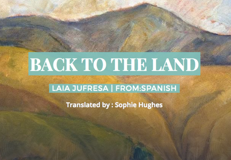 Back to The Land    A story published by  The Short Story Project .