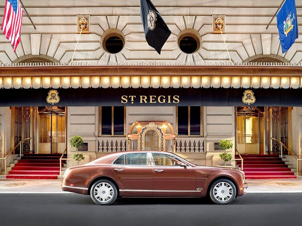 Image property of St. Regis