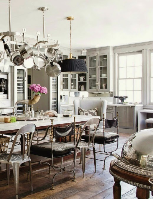 Small Space Solutions The Formal Eat In Kitchen