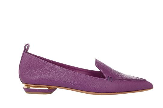 Nicholas Kirkwood point toe loafer
