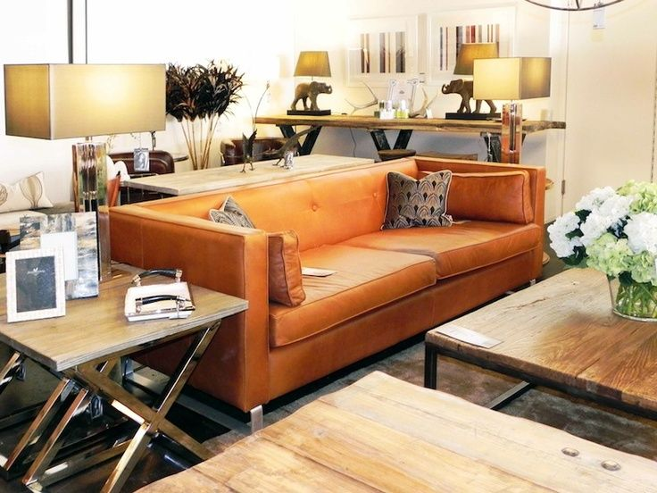 Stylish Notes on Decor :: Orange Crush Google Images