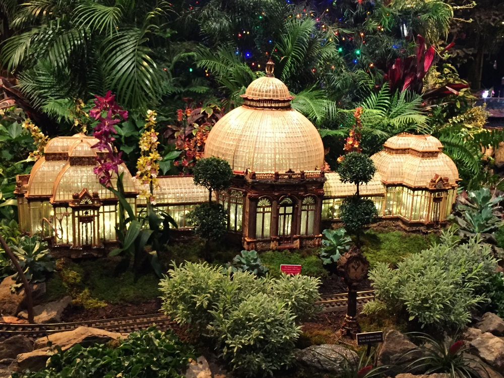 Holiday Magic comes to the New York Botanical Gardens