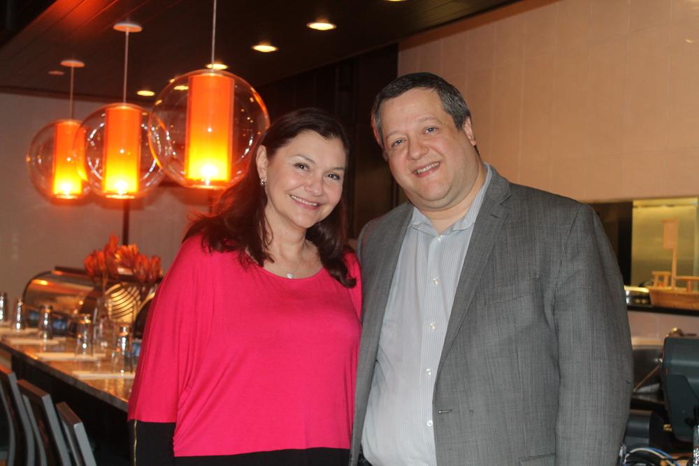 Ari and Rica Lieberman
