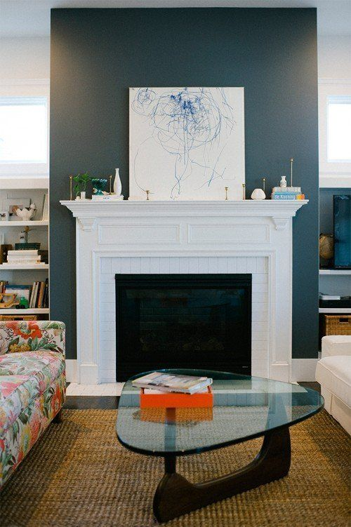 The best way to display your children's art Image via Apartment Therapy