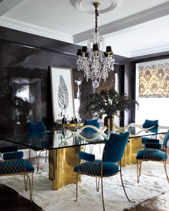 What can you do to make your home look more expensive? Image ElleDecor