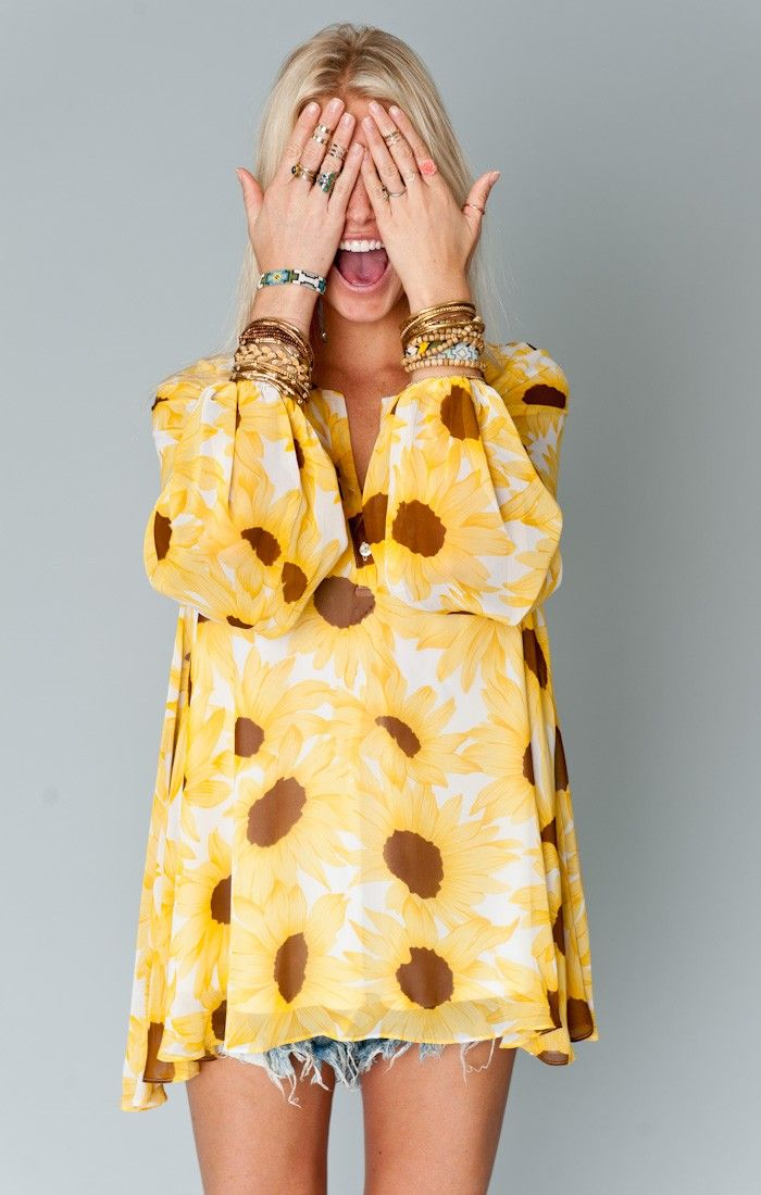 10 Reasons why the tunic is a must for every wardrobe. Image via  Show My Your MuMu