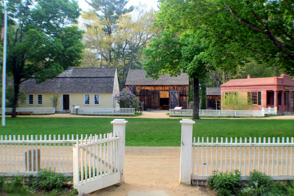 Old Sturbridge Village. Image Property of The Entertaining House/Jessica Gordon Ryan