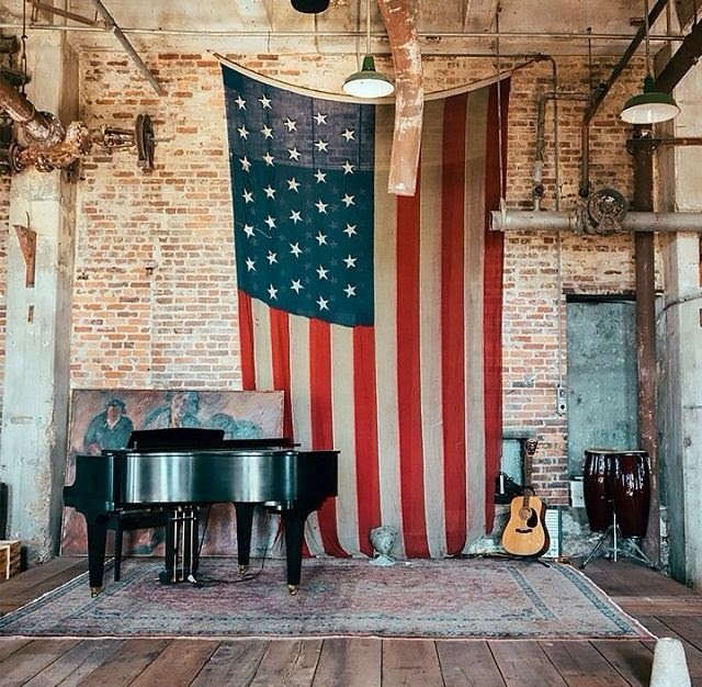 American Home Decorators: New Uses For Old Things :: The American Flag Is The