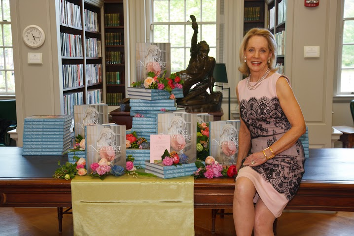 Author Bettie Bearden Pardee, Living Newport: Houses, People, Style