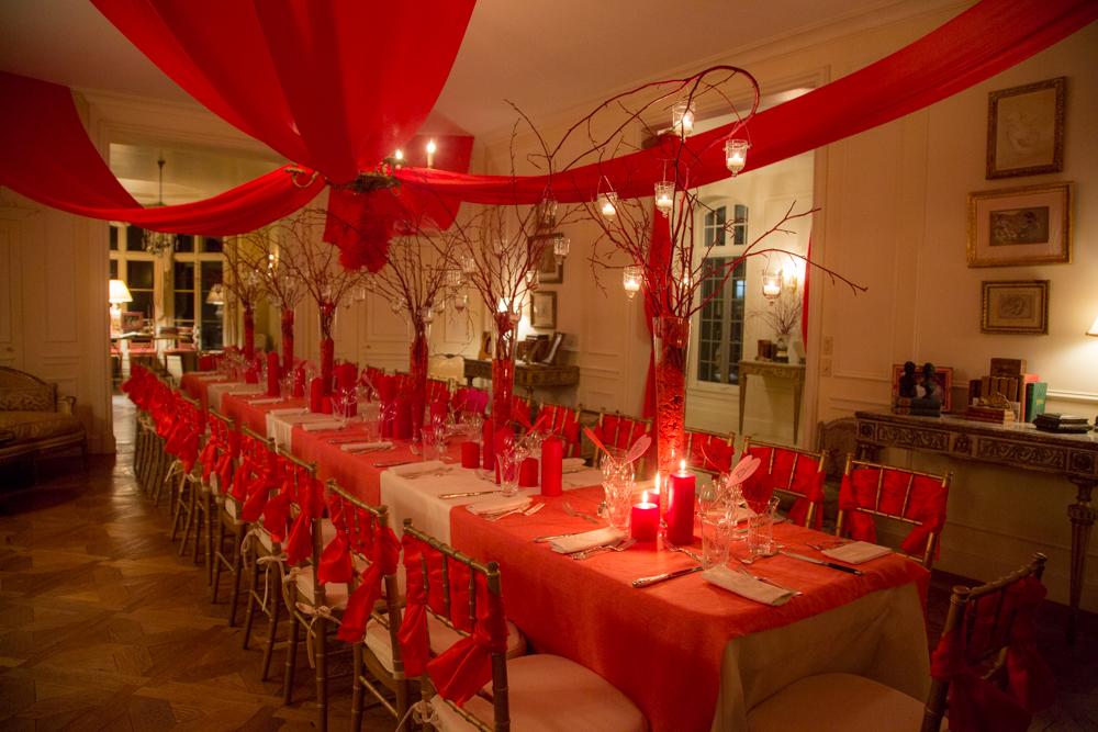 Valentine's Day Fete. Image property Bettie Bearden Pardee