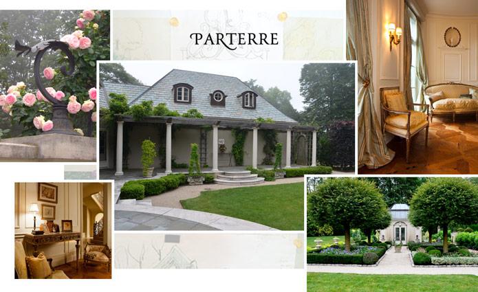 Parterre, Newport, Rhode Island Image property Bettie Bearden Pardee
