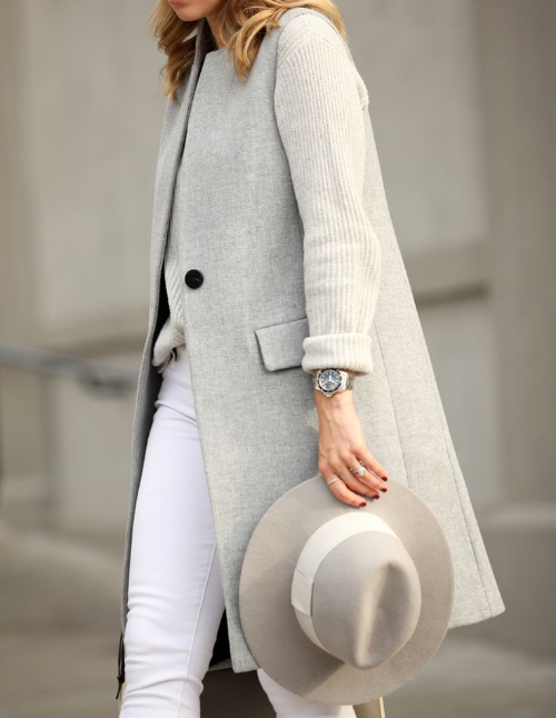 On wearing white after Labor Day - Image via www.shopstyle.com