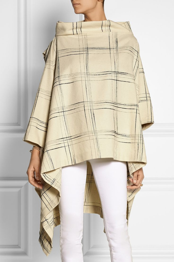 10 Stylish Ponchos :: IThe Entertaining House. Image via Vivienne Westwood