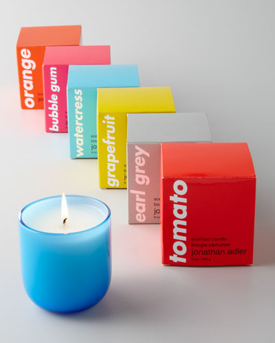 Candles by Jonathan Adler - available at the DIFFA Gift for Life Pop-up Shop