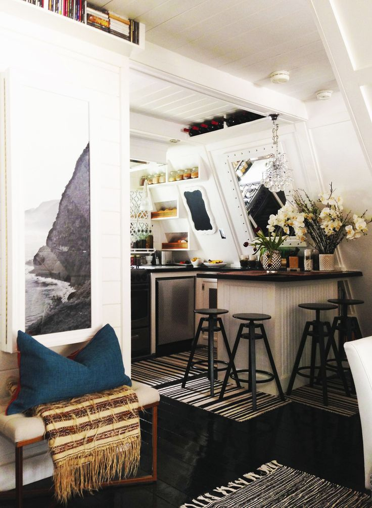 A-Frame Lust. Architecture Crush. The Entertaining House. Image via  Design Sponge