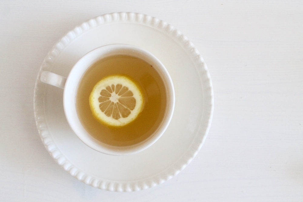 Beneficial Honey Lemon Ginger Tea - The Entertaining House