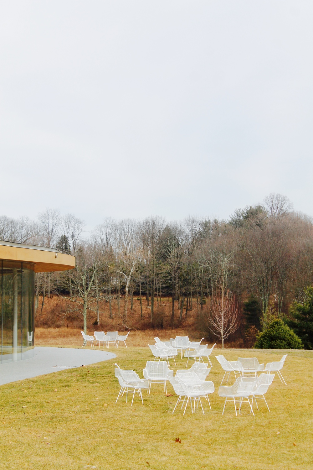 Grace Farms, New Canaan, Connecticut. Image property of Jessica Gordon Ryan and The Entertaining House