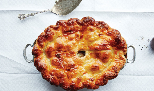 Happy National Pie Day! Image property of Bon Appetit
