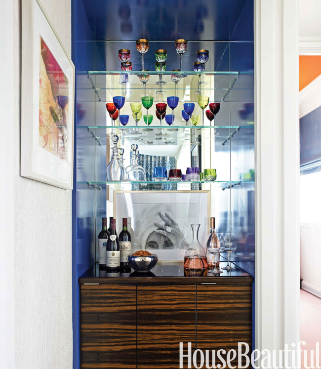 20 Stirring Ideas For Creating A Stunning Home Bar The
