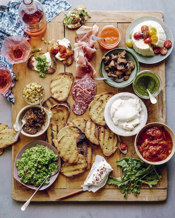 Life's a Picnic! Image via What's Gabby Cooking