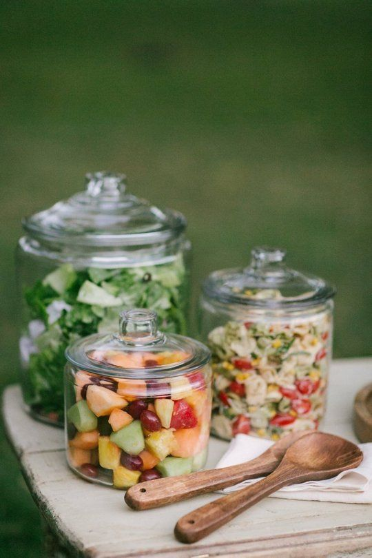 Picnic ideas. Image via Create and Barrel blog
