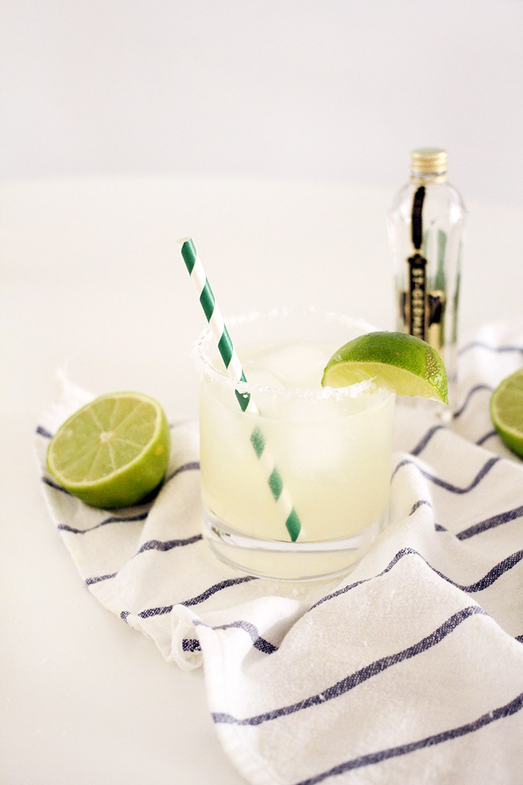 St. Germain Cocktails. Via The Entertaining House.  St. Germain Margarita via FREUTCAKE