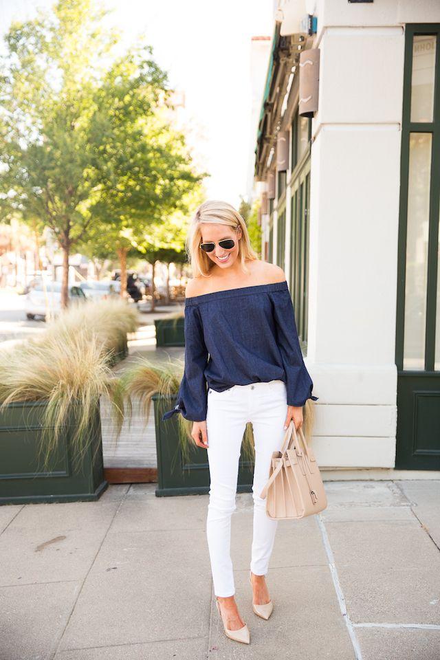 15 Summer wardrobe essentials. Image via Glam Radar.