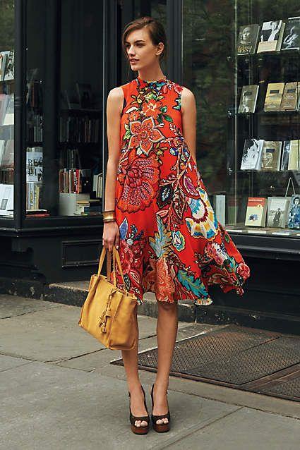 15 Summer wardrobe essentials. Image via Anthropologie.