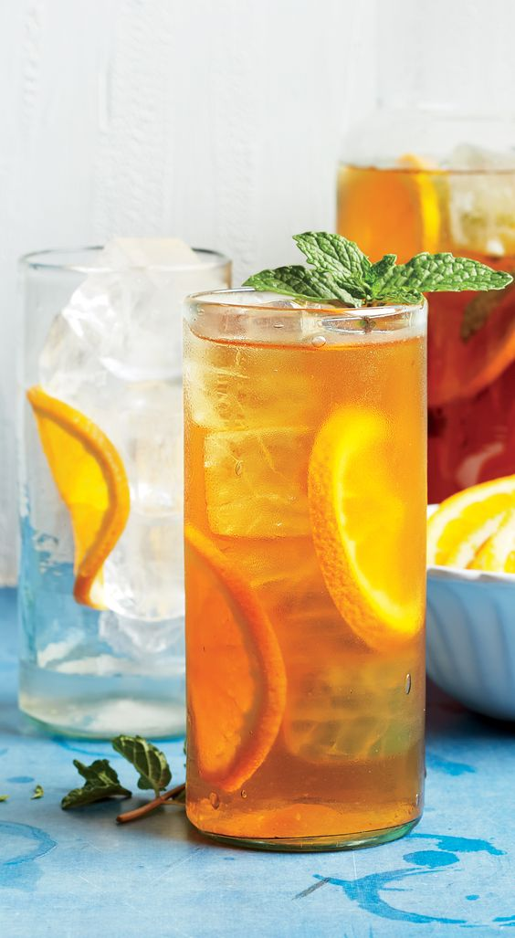 Drink this on a hot day! Image via  Bon Appetit