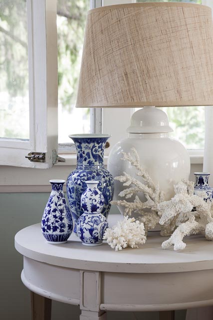 Elements in a New England Home. Image  via