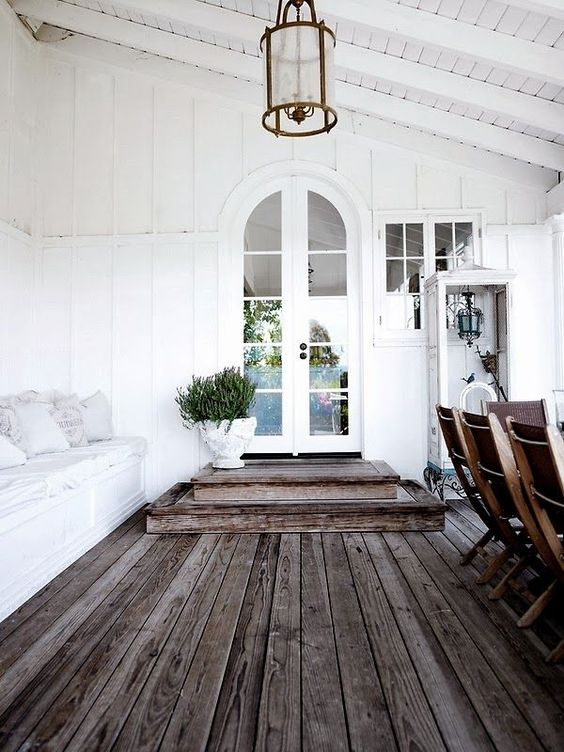 Elements of a New England Home. Image  via