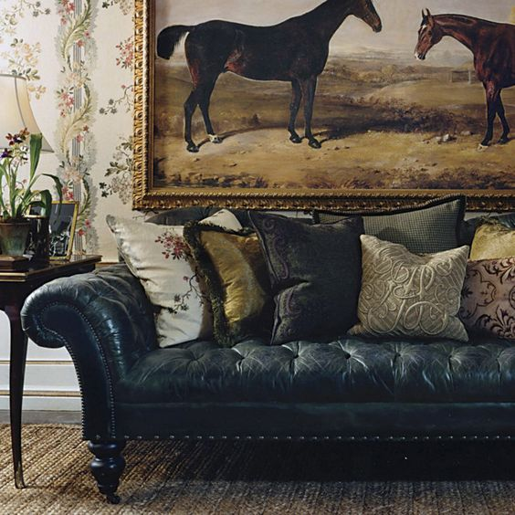 Elements of a New England Home. Image via Ralph Lauren Home