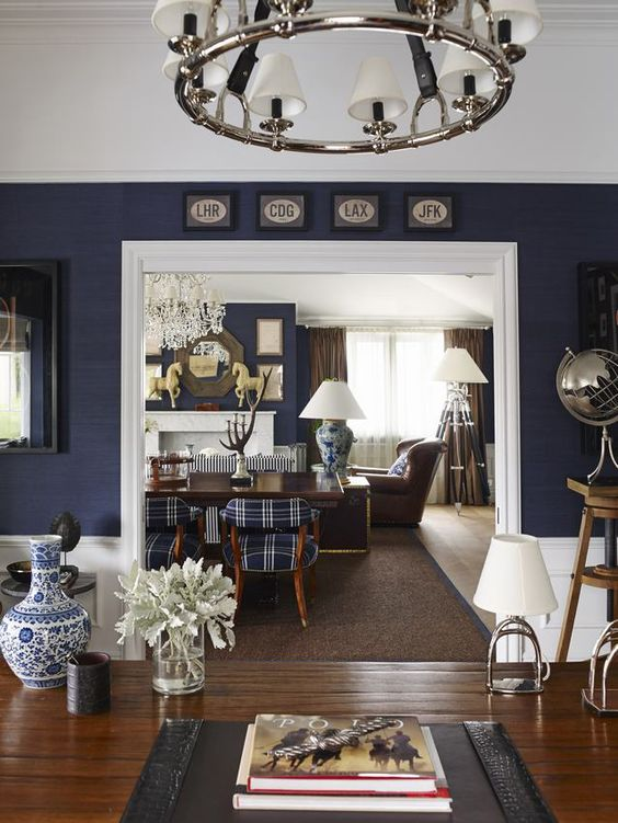Home Decor Inspiration :: Elements Of A New England Home U2014 The Entertaining  House