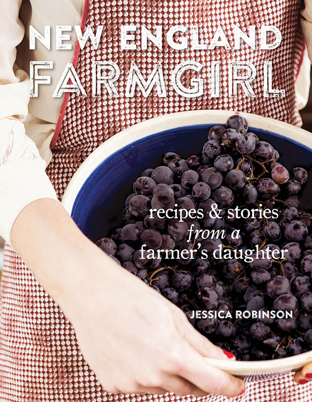 New England Farmgirl, recipes from a farmer's daughter.