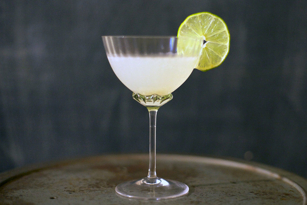 Summertime drinks. The French Gimlet. Image Punch Drink